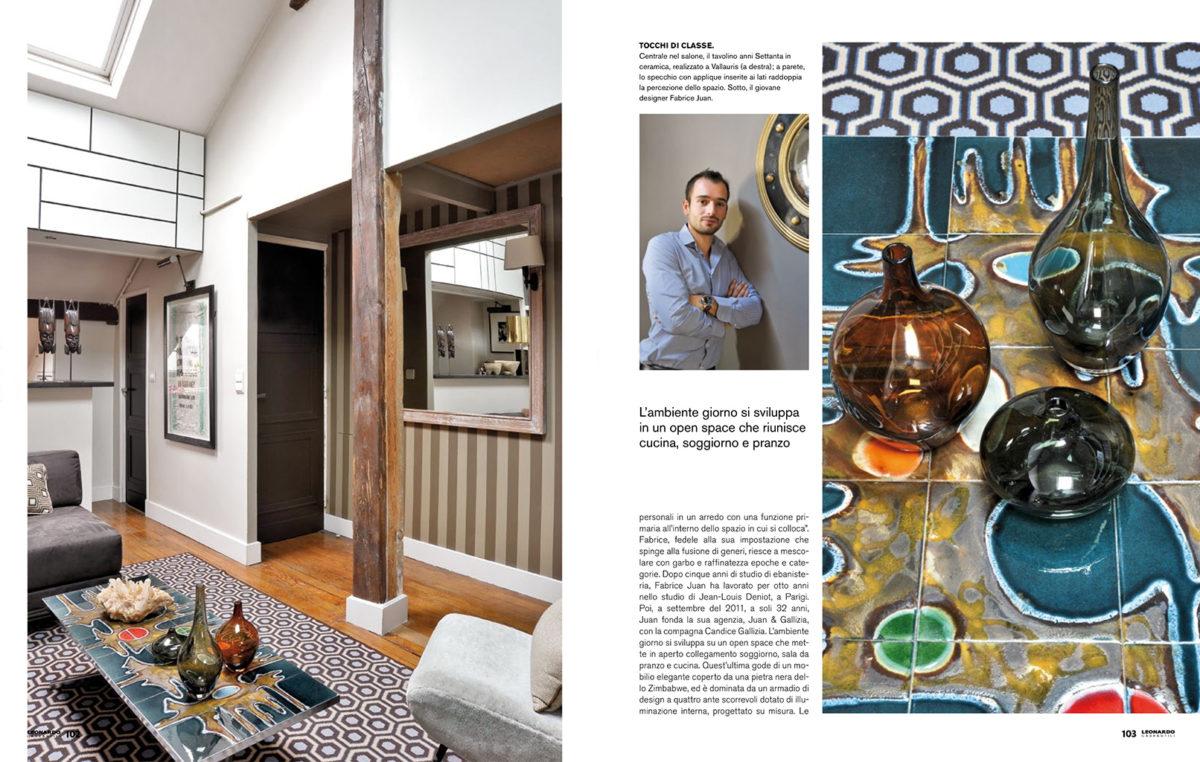 Lo Specchio In Cucina press articles |